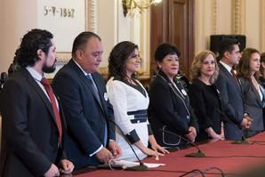 Para construir una Ciudad Incluyente los necesito a todos, no les voy a fallar: Claudia Rivera
