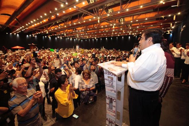 Será Miguel Barbosa aliado de los trabajadores para que mejoren sus condiciones de vida