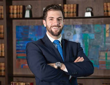 Ricardo Gali sobrino de Tony Gali se registra como aspirante a la Presidencia municipal de Puebla.