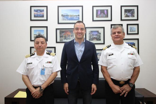 SECOTRADE y SEMAR alistan inicio de operaciones en San José Chiapa