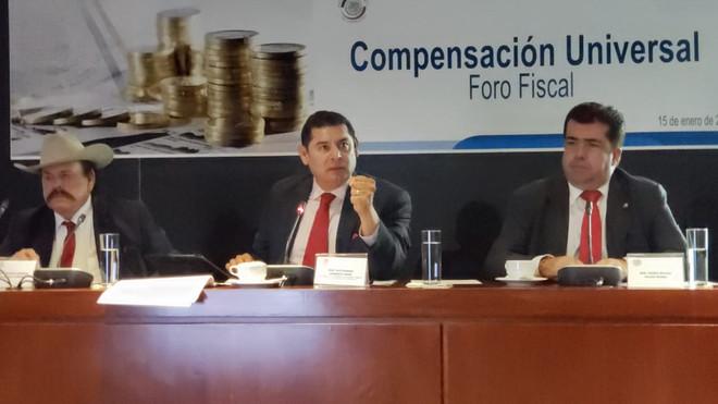 Desde el Senado respaldamos el combate a la corrupción: Alejandro Armenta