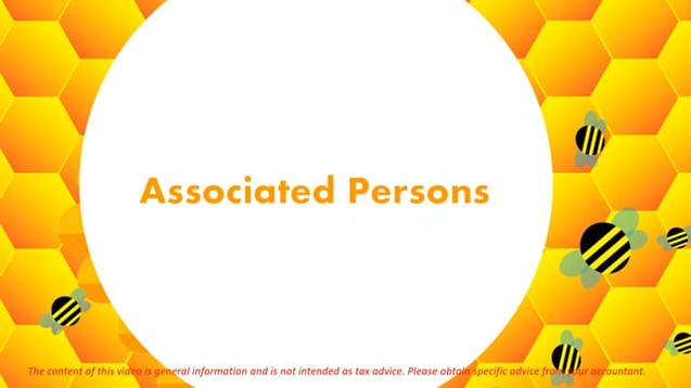 Associated Persons