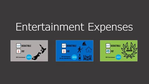 Entertainment Expenses