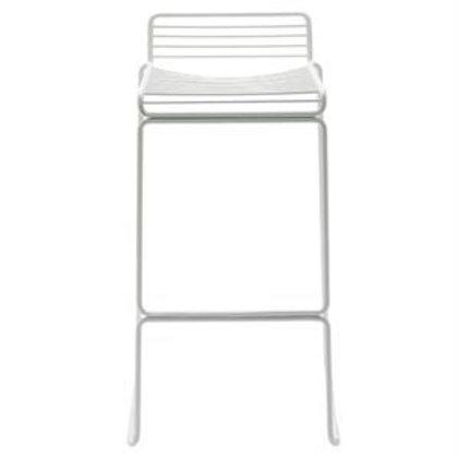 HEE barstol, hvid / HEE bar chair, white