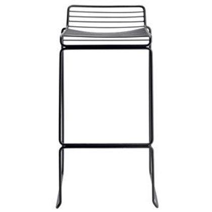 HEE barstol, sort / HEE bar chair, black