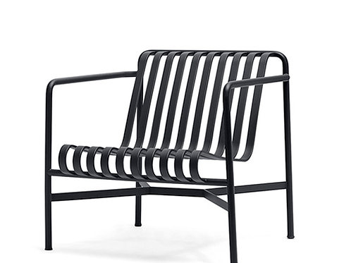 Lounge chair low, Hay Palissade