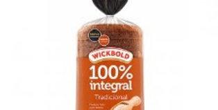 Pão wickbold 100% integral 500g
