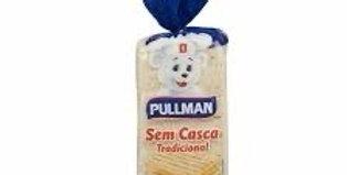 Pão Pullman sem casca 450g