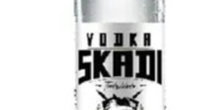 Vodka skadi 965ml
