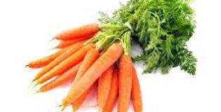 Cenoura 500 gramas