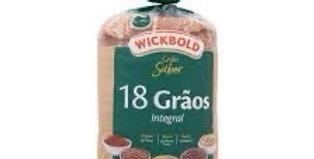 Wickbold pão integral 18 grãos
