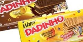 Biscoito Wafer dadinho
