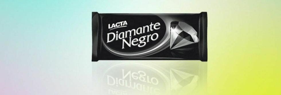 Chocolate Lacta Diamante Negro unidade