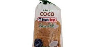 Pão panco sevenboys coco 350g