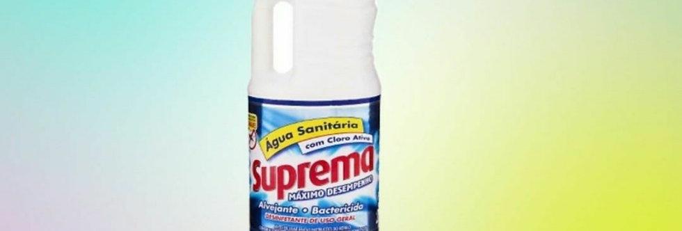 Água sanitária Suprema