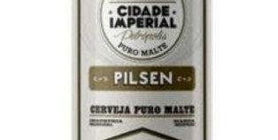 Cerveja cidade imperial 470ml