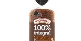 Pão girassol e castanhas wickbold