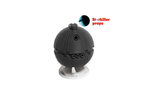 STAR WARS THERMAL DETONATOR 1:1 SCALE WITH STAND