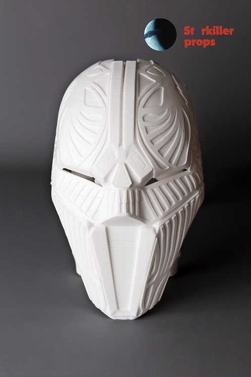 STAR WARS SITH ACOLYTE MASK 1:1 SCALE