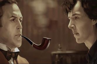С днем рождения, Шерлок Холмс!