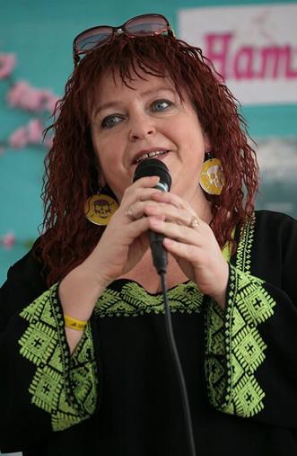 Анна Лев. Голос Симпсонов