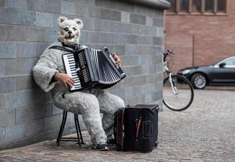 По улицам медведи ходят...