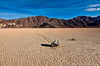 Долина Смерти и ее загадки