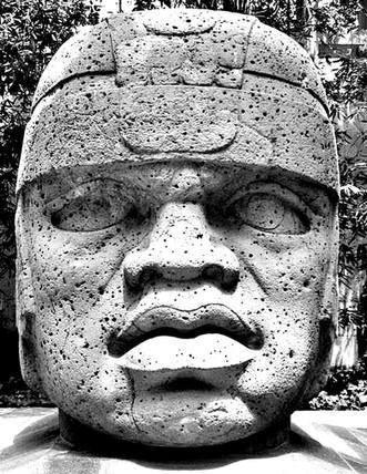 Ольмеки: тайны пропавшей цивилизации