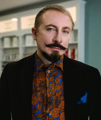 Богдан Зубченко: Парфюмер