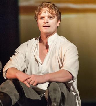Олександр Печериця:  Кожен актор мріє грати Шекспіра!