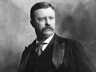 Теодор Рузвельт: Ковбой и президент