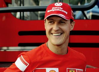 Михаэль Шумахер: Рожденный для скорости