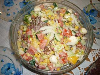 Салат «Вкусно и просто»