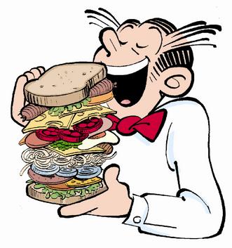 Мистер Сэндвич. Все, что вы хотели знать о сэндвиче, но стеснялись спросить