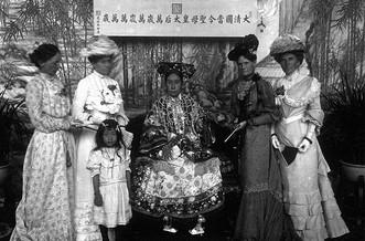 Правительница Цы Си: полвека у руля Поднебесной