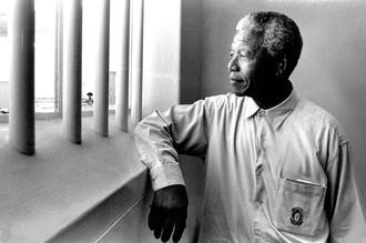 Нельсон Мандела: Черный патриарх