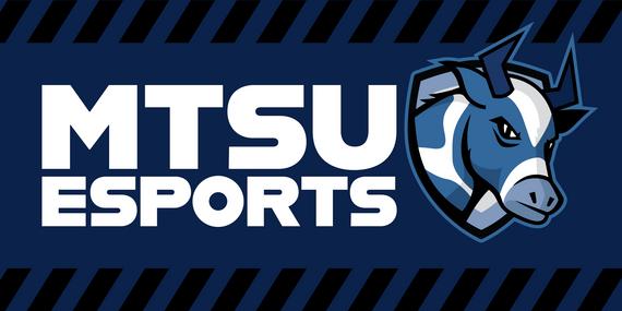 MTSU Esports Bumper Sticker