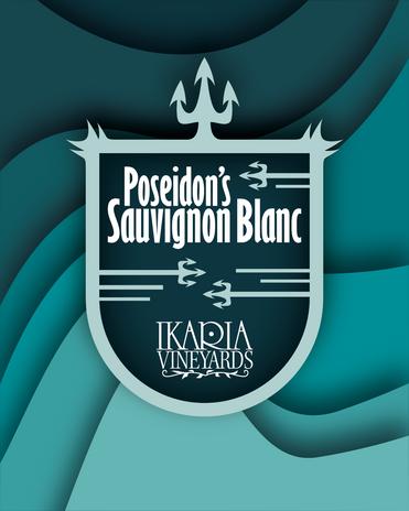 Poseidon Front Label
