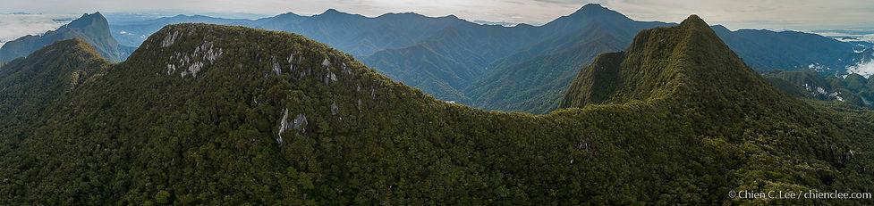 Gunung Mulu, Sarawak, Malaysia