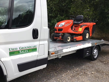 used groundcare sales