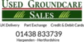 used groundcare hertfordshire, used groundcare sale
