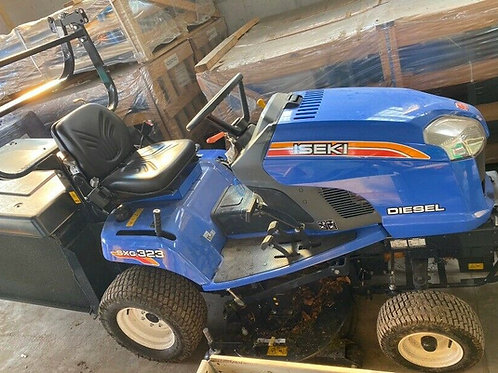 Iseki SXG 323 Diesel Ride on Mower
