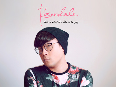 Rosendale - this is what it's like to be gay