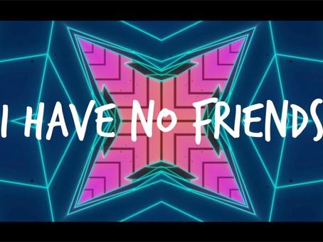 Cadmium - No Friends (Feat. Rosendale) Lyric Video