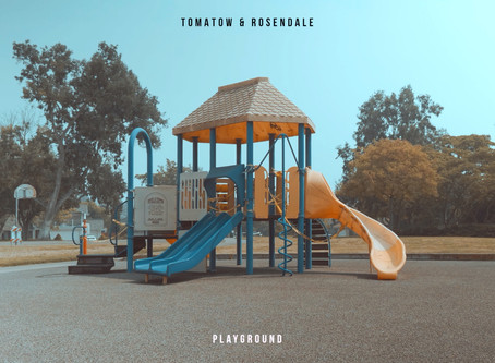 Tomatow & Rosendale - Playground (Official Audio)