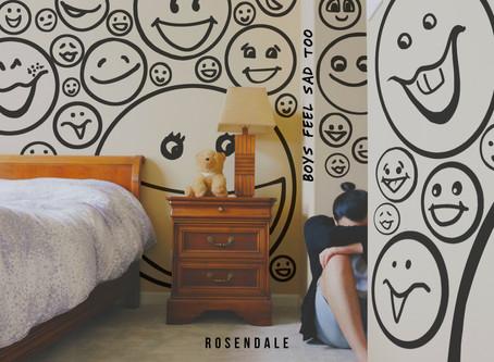 Rosendale - boys feel sad too (Official Audio)