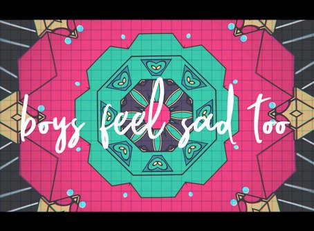 Rosendale - boys feel sad too (Lyric Video)