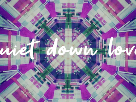 Divite, KONN, Rosendale - Quiet Down Love (Feat. Vivian Dinh) [Lyric Video]