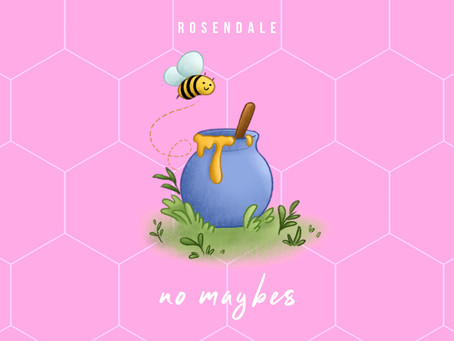 Rosendale - No Maybes (Official Audio)