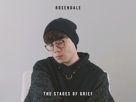 Rosendale - The Stages of Grief (Out Now)